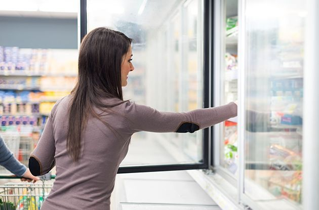5 Myths About Frozen Foods