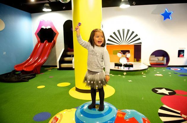 Children's Museum of Manhattan Opens Pop-Up Play Space Focused on Early Childhood Learning