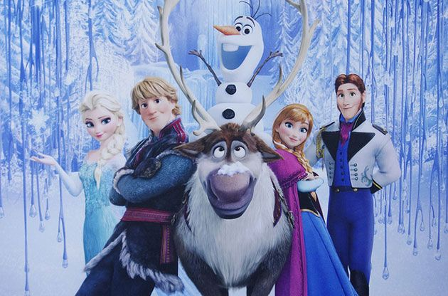 Disney's Frozen Coming to Broadway in 2018