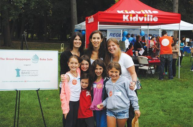Baking a Difference in Chappaqua