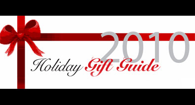 City Guide's Holiday Gift Guide