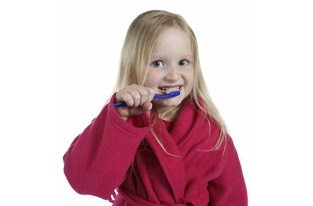 When You Should Begin Brushing Your Child's Teeth