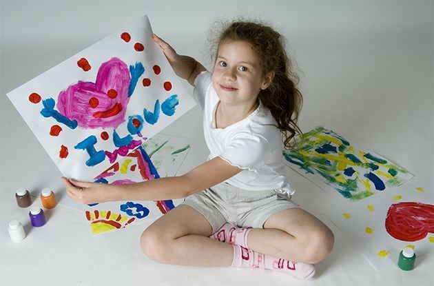 Benefits of Arts and Crafts for Kids with Special Needs