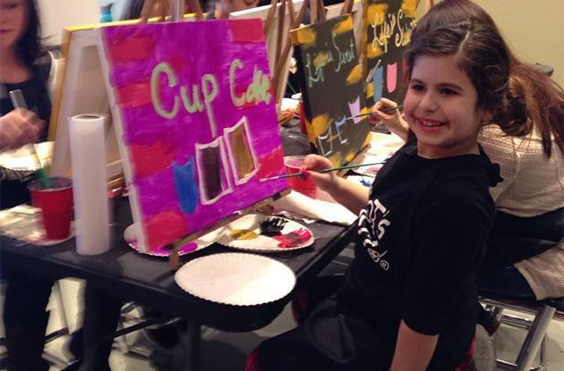 Pinot's Palette Expands Paint Classes to Children