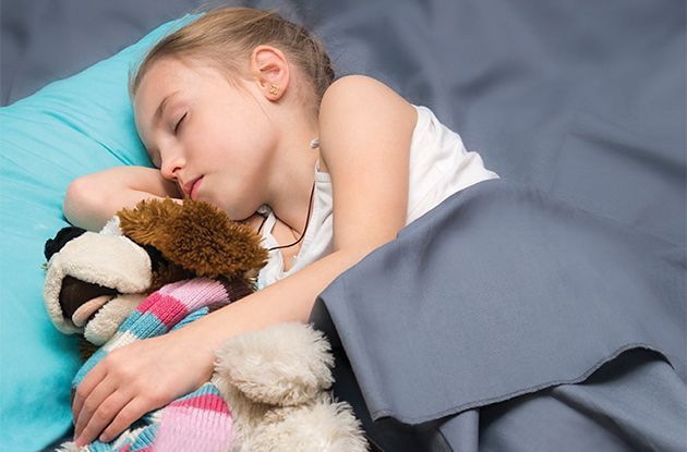 Sick Day: A Plan for When Your Child Stays Home From School