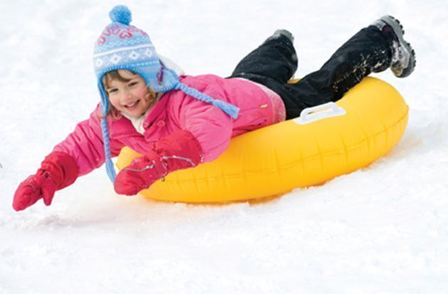 9 Sledding Hills in Fairfield County, Connecticut