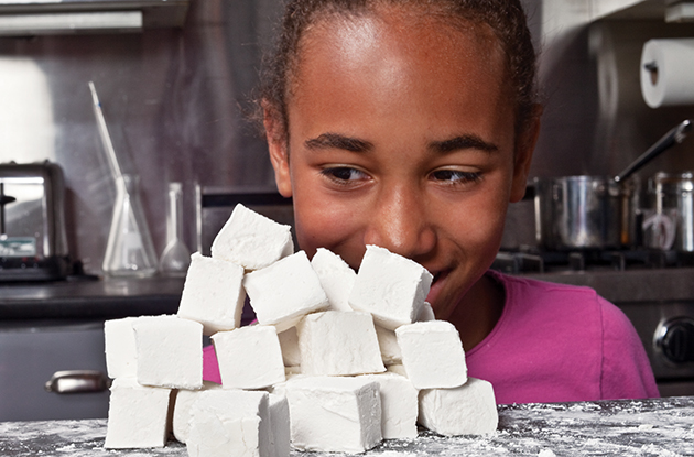 Make Your Own Marshmallows