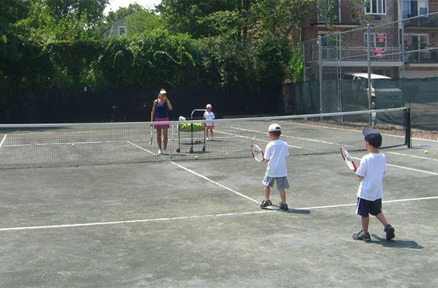 Go! Tennis Offers Multi-Sports Summer Camp Program