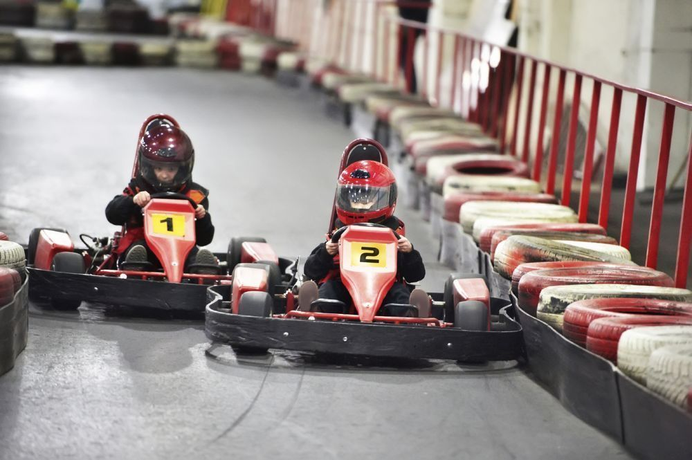 Indoor Go-Karting Coming to Palisades Center Mall