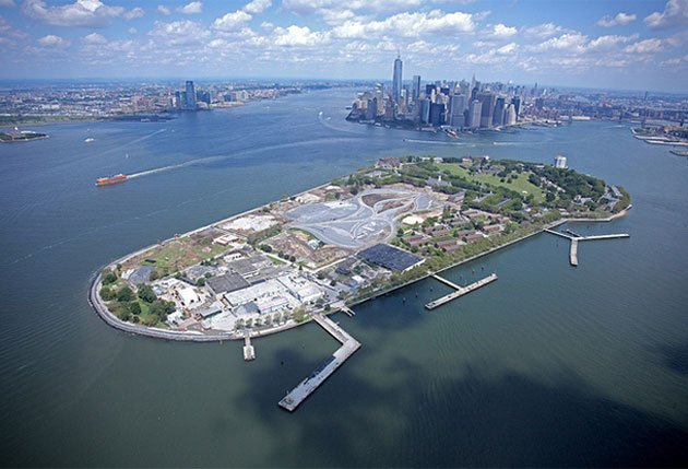 Governors Island: Family Outing