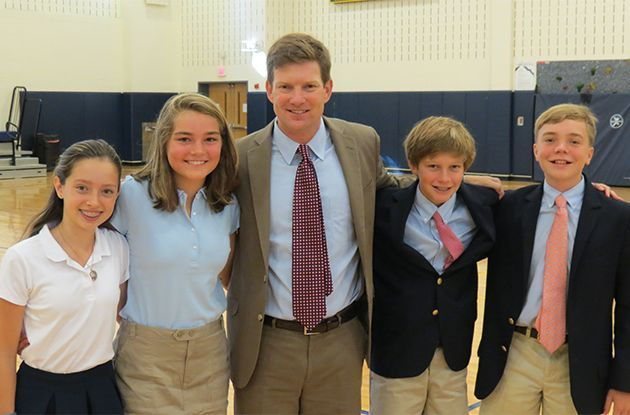 Long Island Private School Welcomes New Head of School