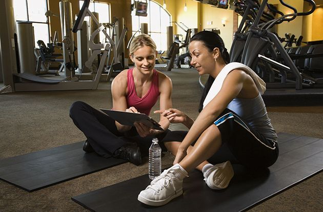 Hit the Gym, Moms--and Look Great!