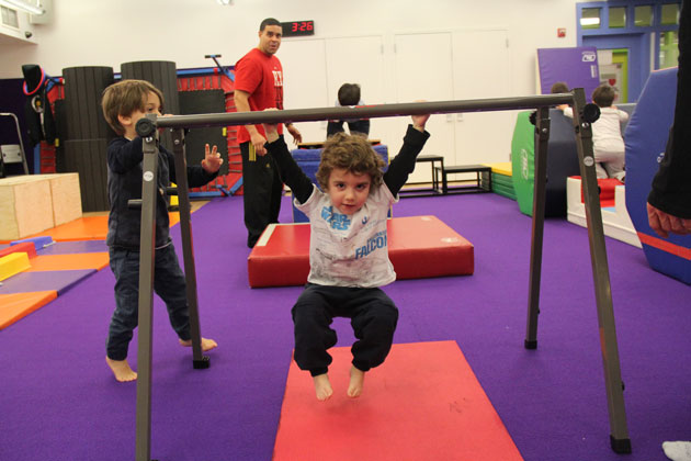 Children's Enrichment Center on the UES Adds New Fitness Class