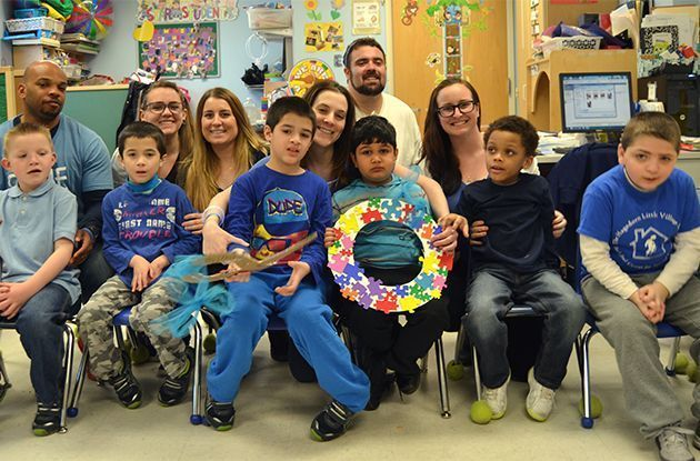 HLVS Expands Preschool for Children on the Spectrum