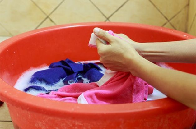 Tips for Getting Tough Stains Out of Clothes