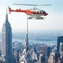 Helicopter Flight Services, Inc.: Soaring, Bird's-Eye Views of Manhattan