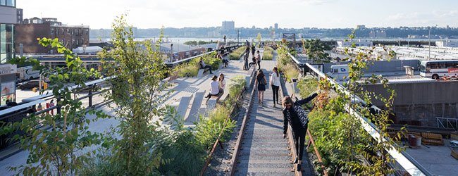High Line Park Opens Third and Final Section
