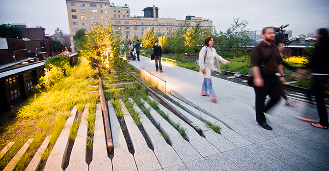 Things to Do Near the High Line