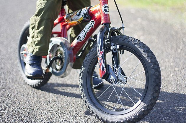 Learning to Ride without Training Wheels