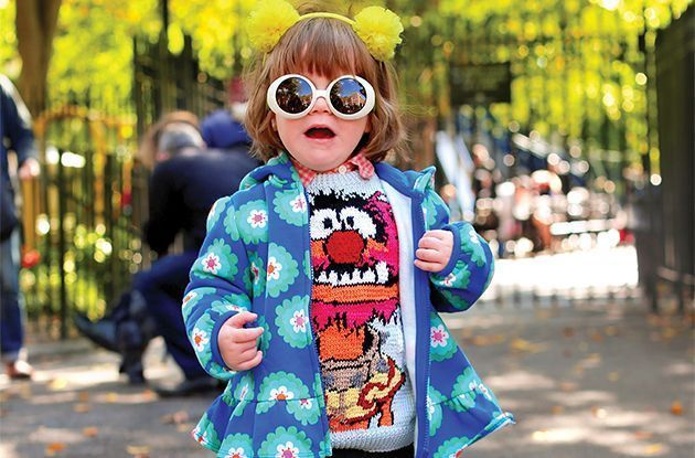 HONY Photographer Releases Kids' Book