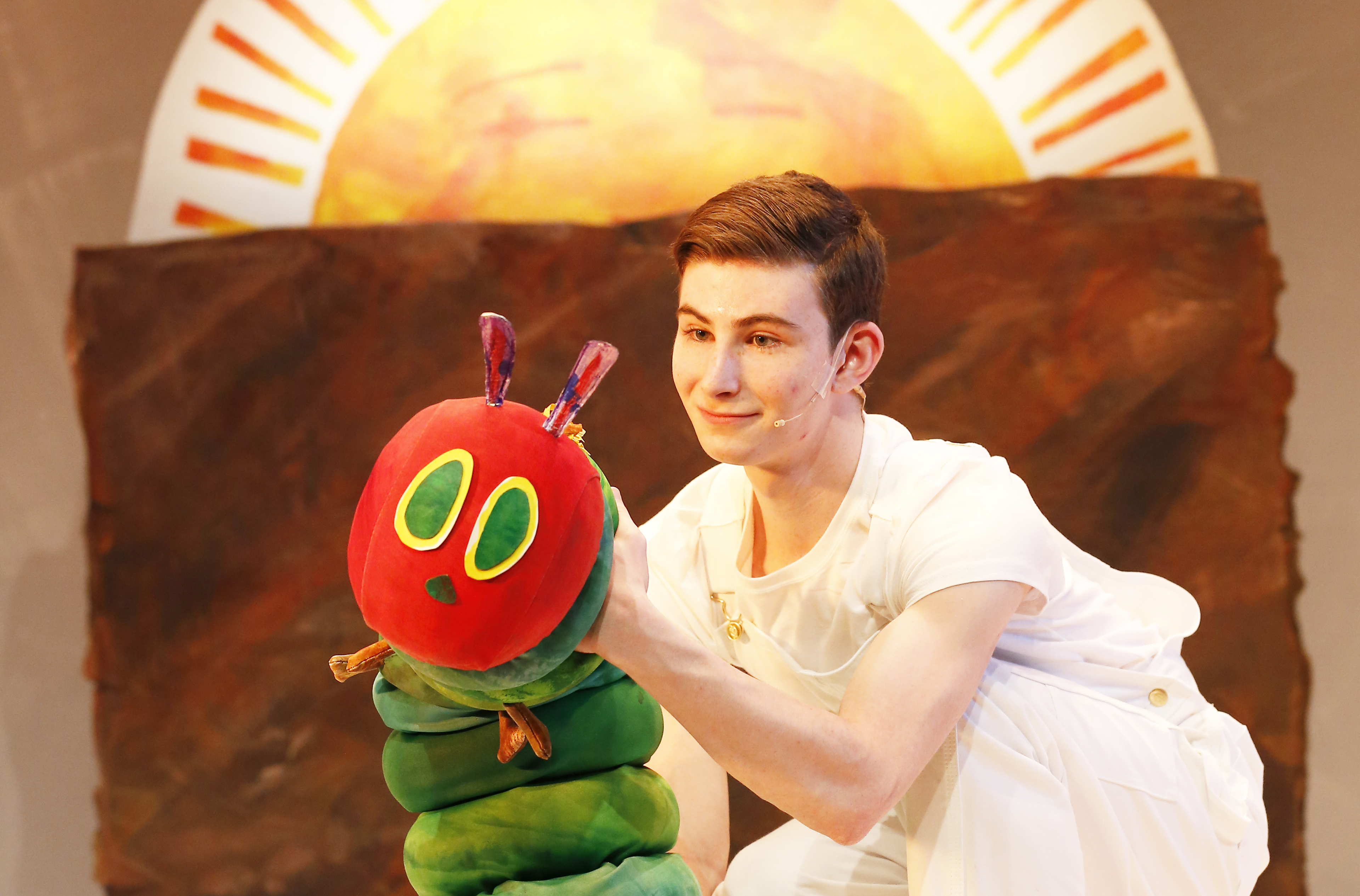 The Very Hungry Caterpillar Show Hits NYC