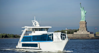 NYC's Statue Cruises Unveils State-of-the-Art Eco-Friendly Vessel