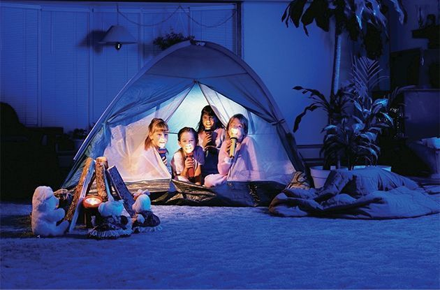 Re-Create Summer Camp at Home this Winter