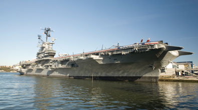 Intrepid Sea, Air & Space Museum Coupon - $3 Off General Admission