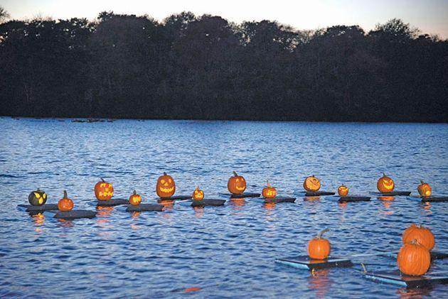 Halloween Fun in Suffolk County