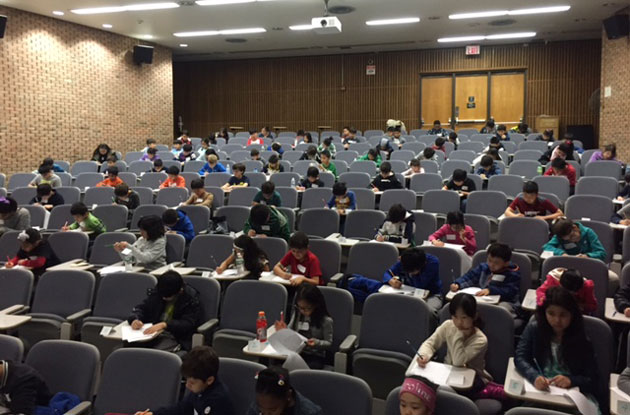 Learning Center Announces Winners of Annual Math Olympiad
