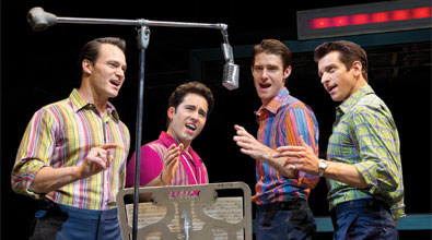 Jersey Boys Primed to Make Clint Eastwood's Day in June 2014