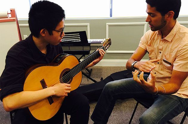 Music Learning Center Opens in Little Neck