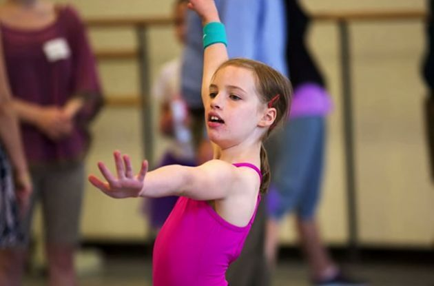 A Chance to Dance: NYC Ballet Creates Workshop for Kids with Special Needs