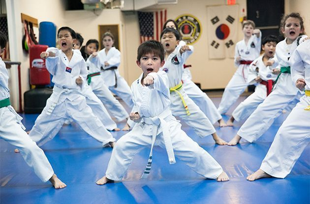 Kangs Martial Arts Offers Class for Preschoolers