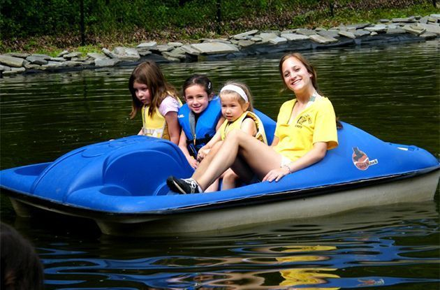 Melville Day Camp Adds Six Flags Overnight Trip