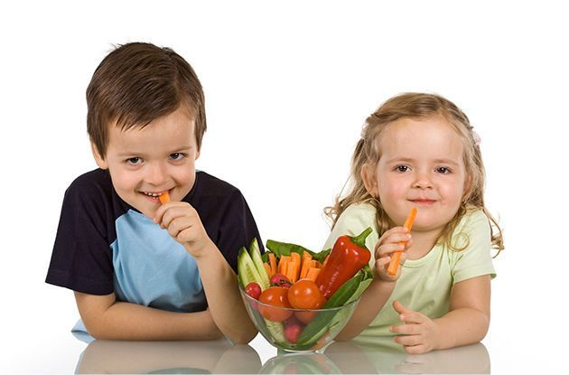 Get Kids to Eat More Fruits and Veggies Without Them Realizing It