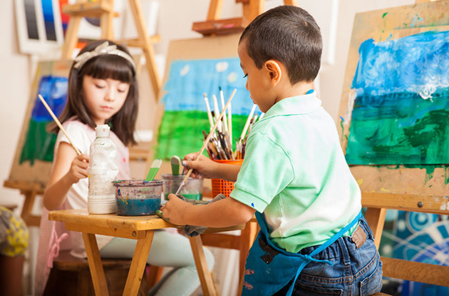How Can I Get My Kids Interested in Art?