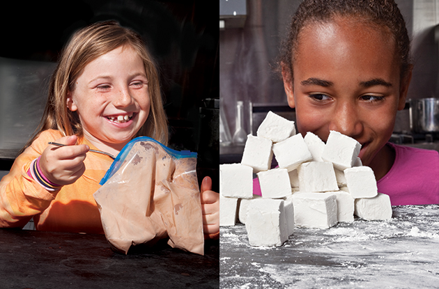 Edible Kitchen Science Experiments