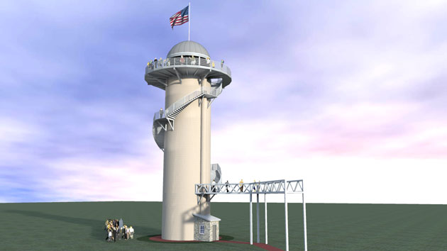 New Observation Tower to Open at Kreider Farms in Pennsylvania