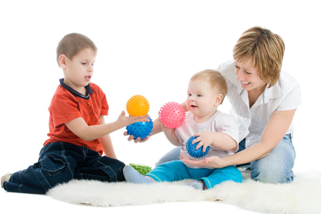 The Language Workshop Provides Families With Childcare in Their Native Language