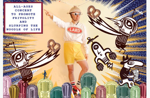Review: 'LARD: Life's a Real Dream'