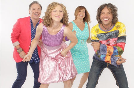 Enter to Win! VIP Laurie Berkner Family Packs