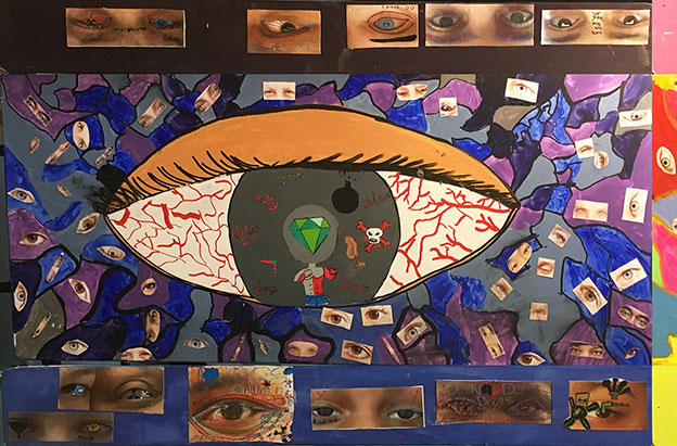 NYC Students Showcase Artwork in Citywide Exhibition