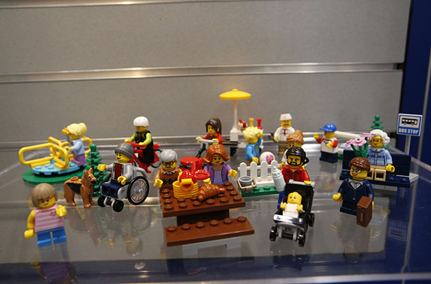 LEGO Is Creating Stay-at-Home Dad and Working Mom Figures