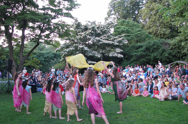 Free Summer Outdoor Concerts on Long Island