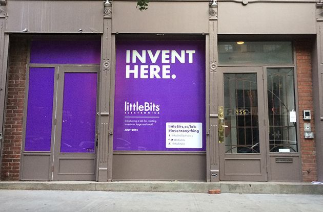 LittleBits' First Pop-Up Store Opens in SoHo