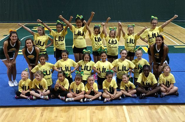 LIU Post Youth Camp To Begin Cheerleading Program
