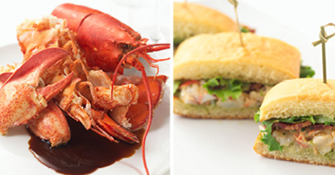Celebrate National Lobster Day at Oceana