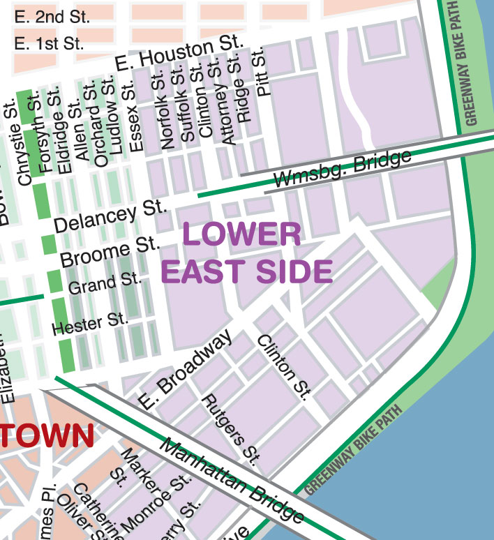 New York City Maps And Neighborhood Guide City Guide