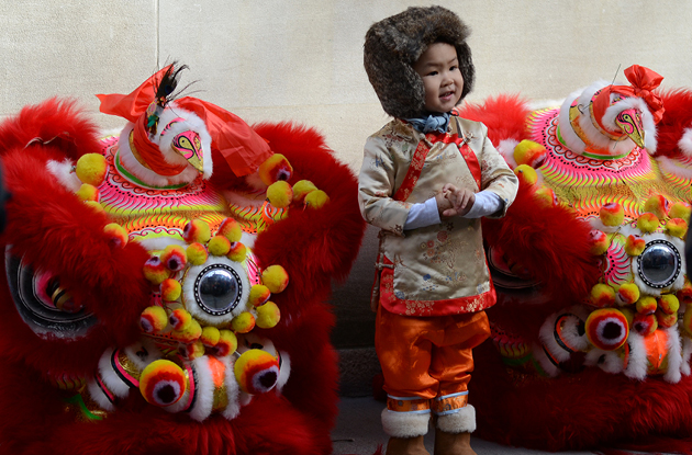 chinese new year in flushing queens new york